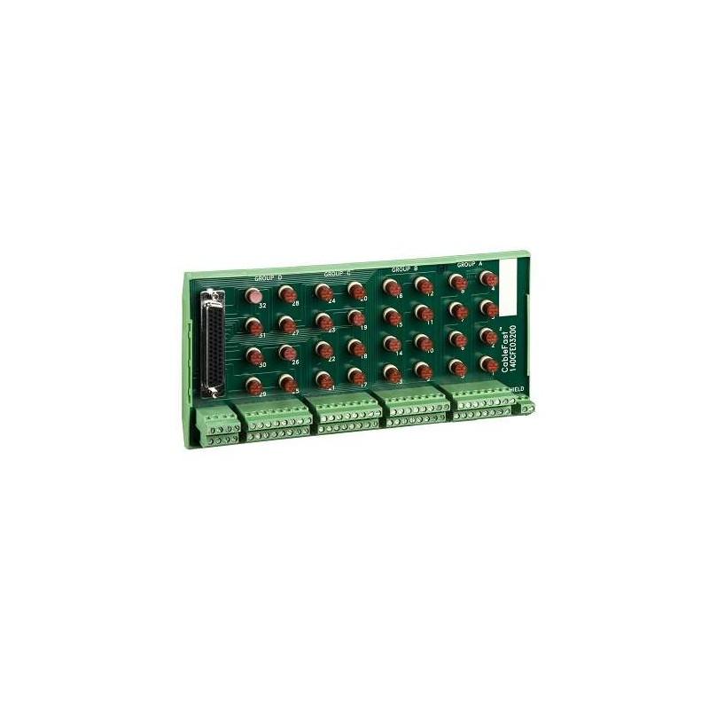 140CFE03200 Schneider Electric - Digital Terminal Block