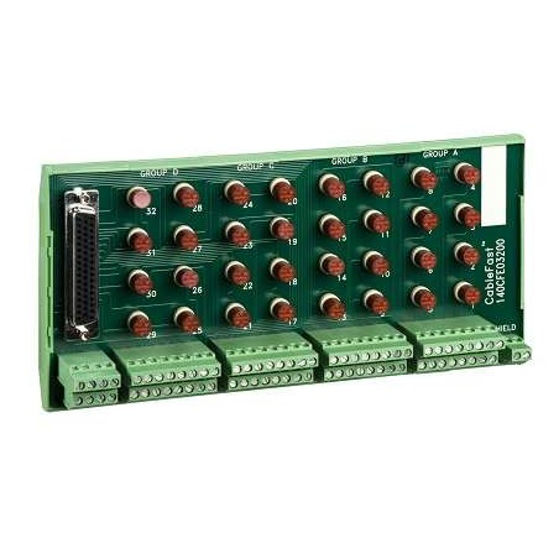 140CFK00400 Schneider Electric - Analog Terminal Block