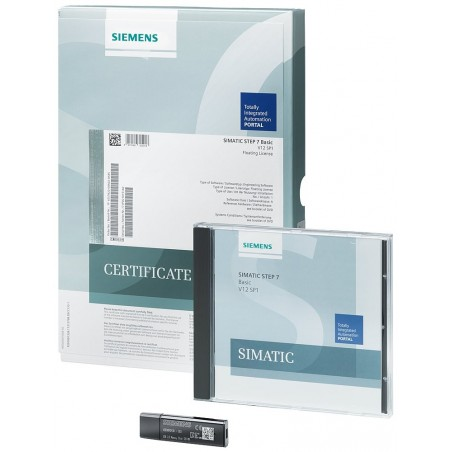 Siemens 6AV2102-0AA03-0AA5 SIMATIC WINCC ADVANCED V13 SP1 ENGINEERING SOFTWARE IN TIA PORTAL