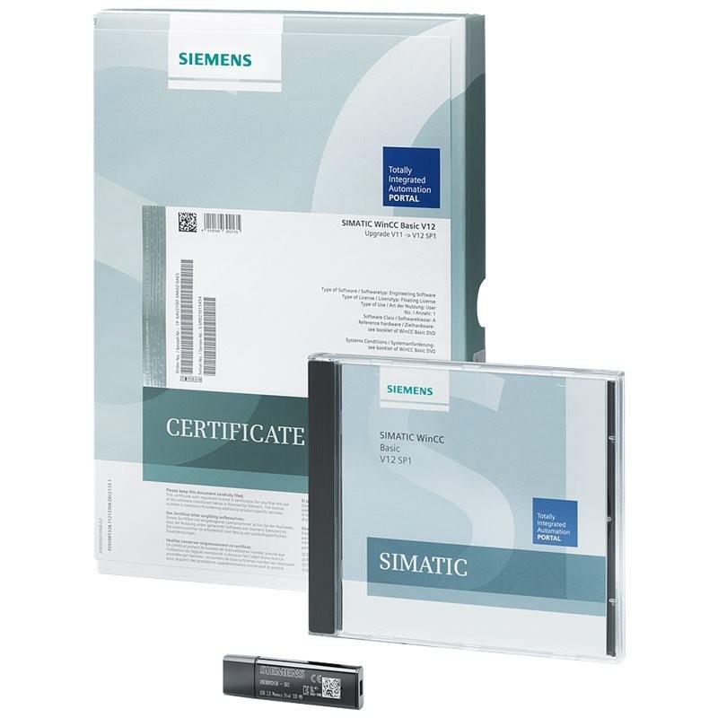 6AV2100-0AA04-0AA5 SIEMENS SIMATIC WINCC BASIC V14