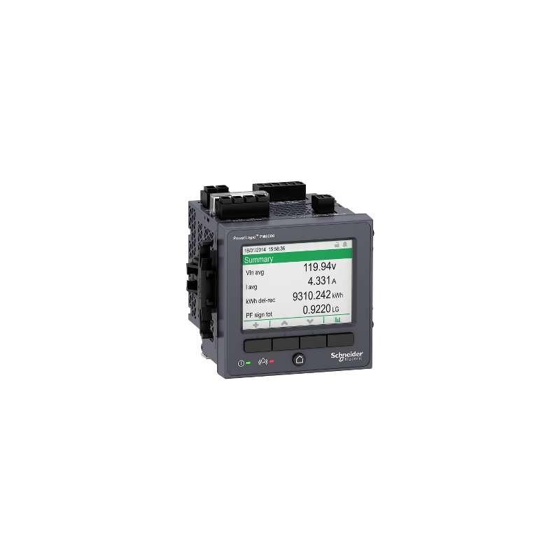 METSEPM8240 SCHNEIDER ELECTRIC COMPACT MULTI-FUNCTION METERING