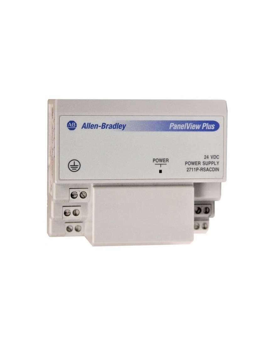 2711P-RSACDIN ALLEN-BRADLEY PANELVIEW PLUS AC To DC Power Supply | Allen  Bradley | WIAutomation
