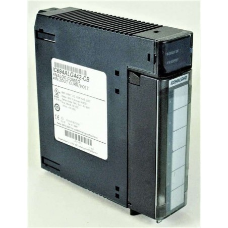 IC694ALG442 GE FANUC ANALOG COMBINATION MODULE