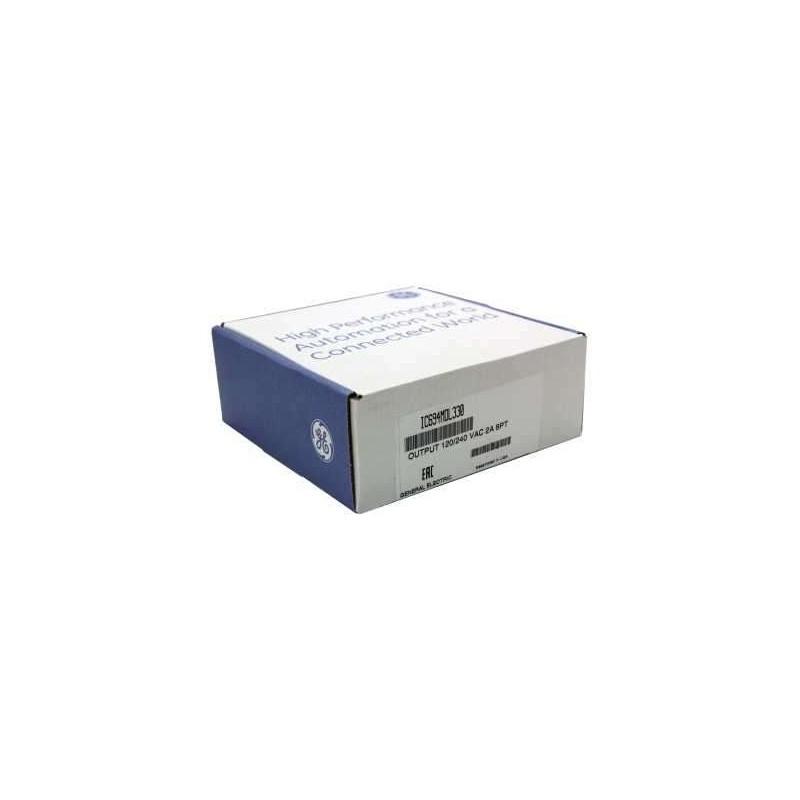 IC694MDL330 GE FANUC OUTPUT MODULE