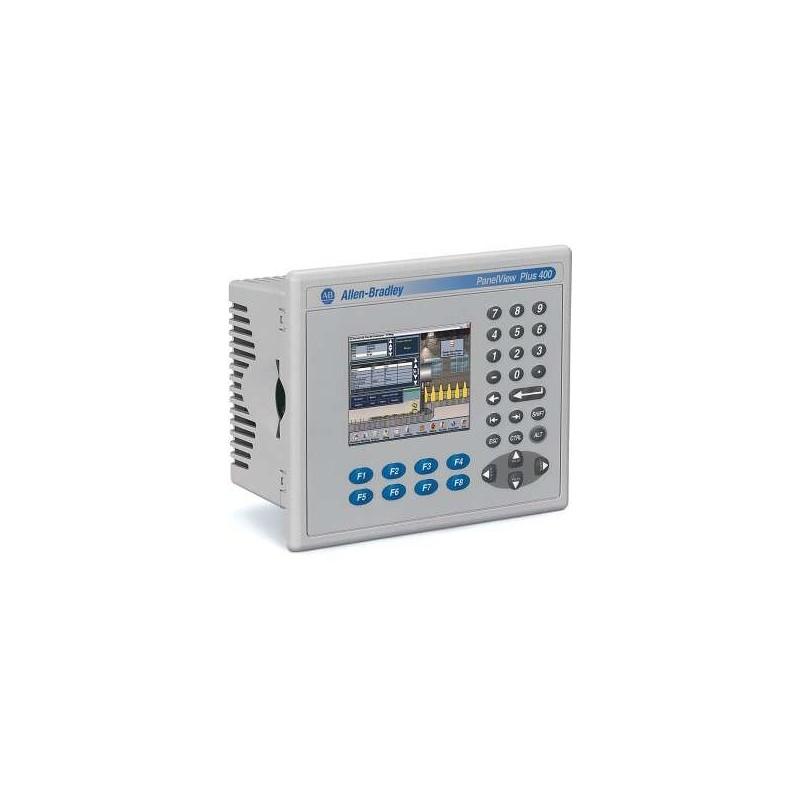2711PC-B4C20D8 Allen-Bradley PanelView Plus 6 Graphic Terminal