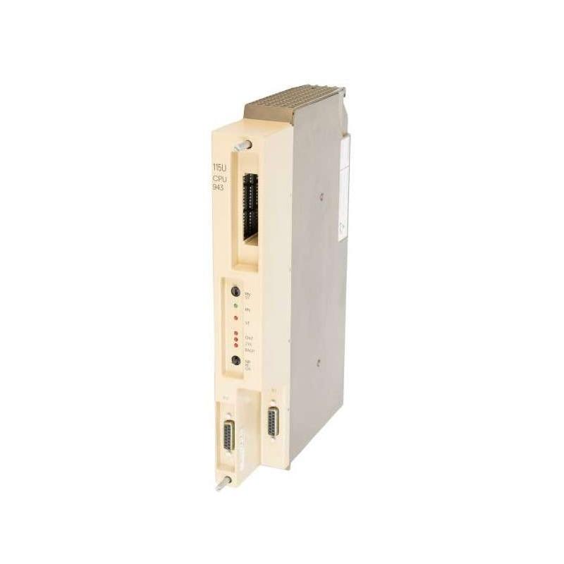 6ES5943-7UA21 Siemens SIMATIC S5 943 CPU - 6ES5 943-7UA21