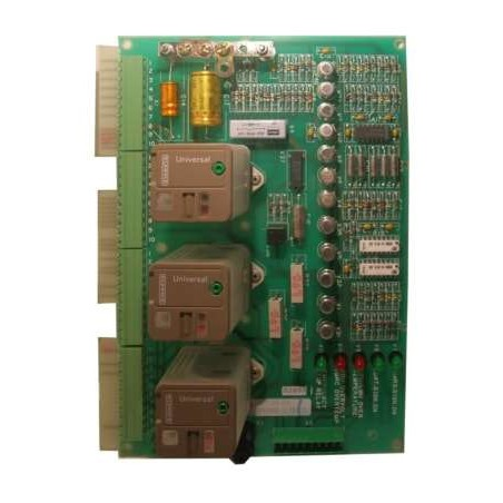 SAFT-136-CTS ABB - CTU Over Load Control Board 57418028