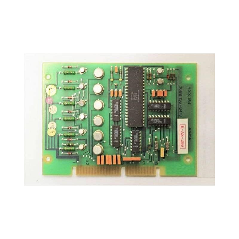 4890024-LL ABB - Trigger Pulse Module YXX 154