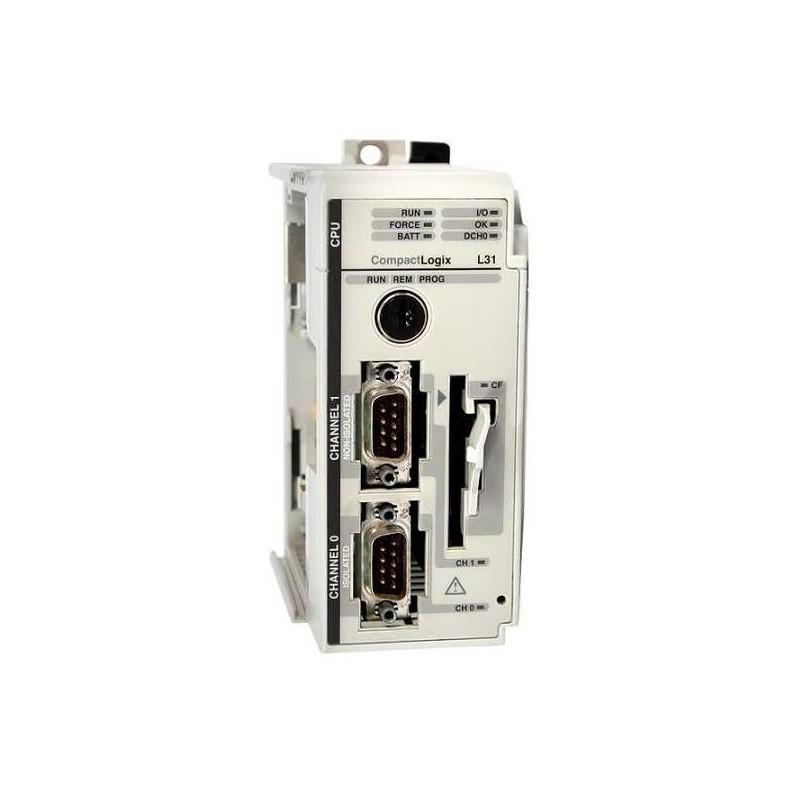 1769-L31 ALLEN-BRADLEY - CompactLogix Dual Serial Port Processor