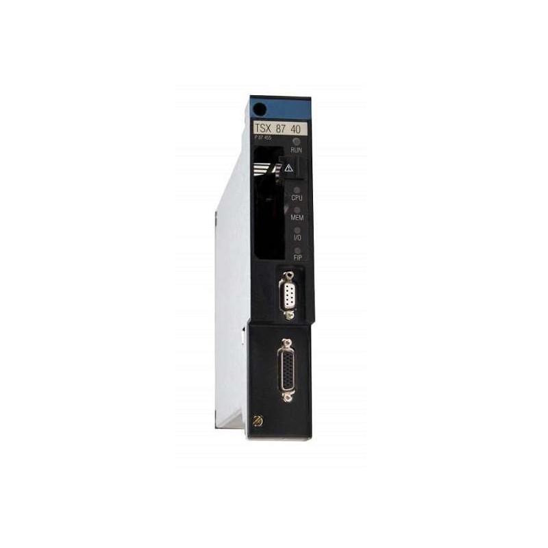 TSXP87455E Telemecanique